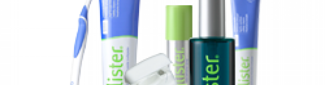 GLISTER™ burnos priežiūra