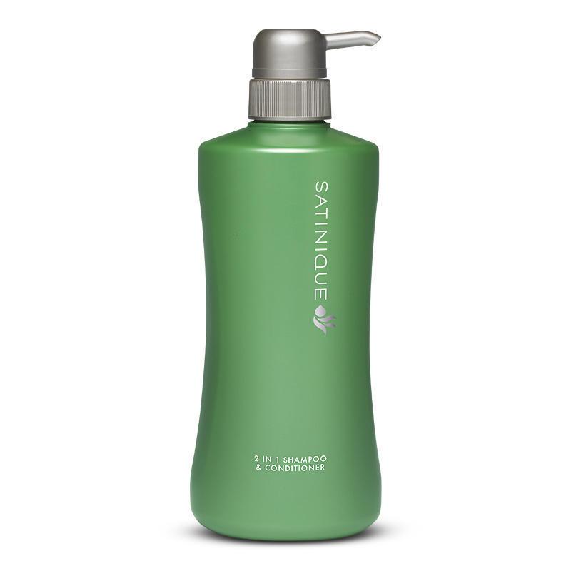 2 in 1 šampūnas ir kondicionierius SATINIQUE™ 750 ml