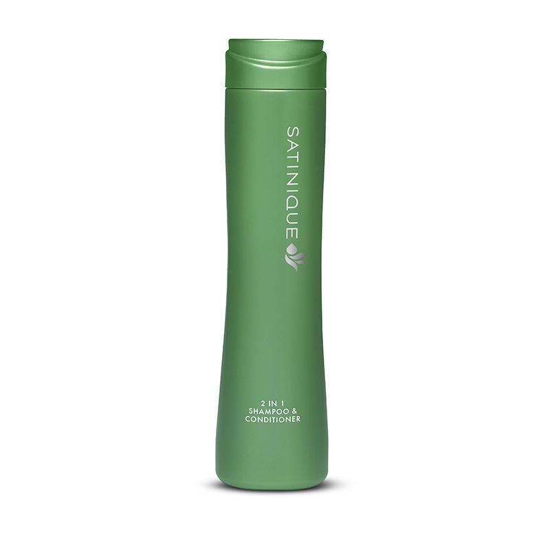 SATINIQUE™ 2 in 1 šampūnas ir kondicionierius 280ml