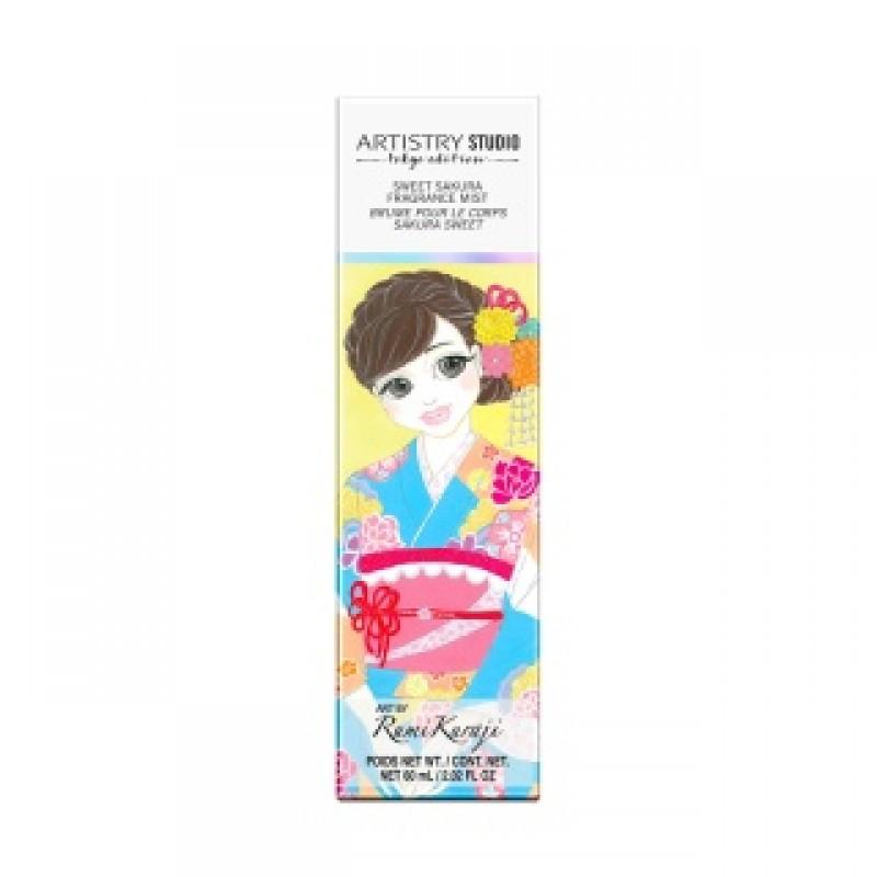 Saldžios sakuros aromato dulksna ARTISTRY STUDIO™ Tokyo Edition 60 ml